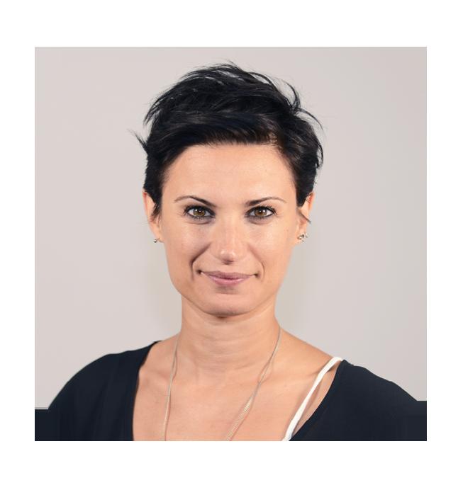 Ilaria Berardi docente corsi di formazione Why Not Academy