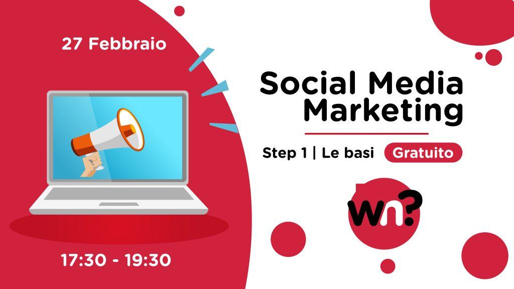 Corso Social Media Marketing – base