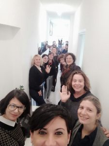 Coworking Roma Nord people