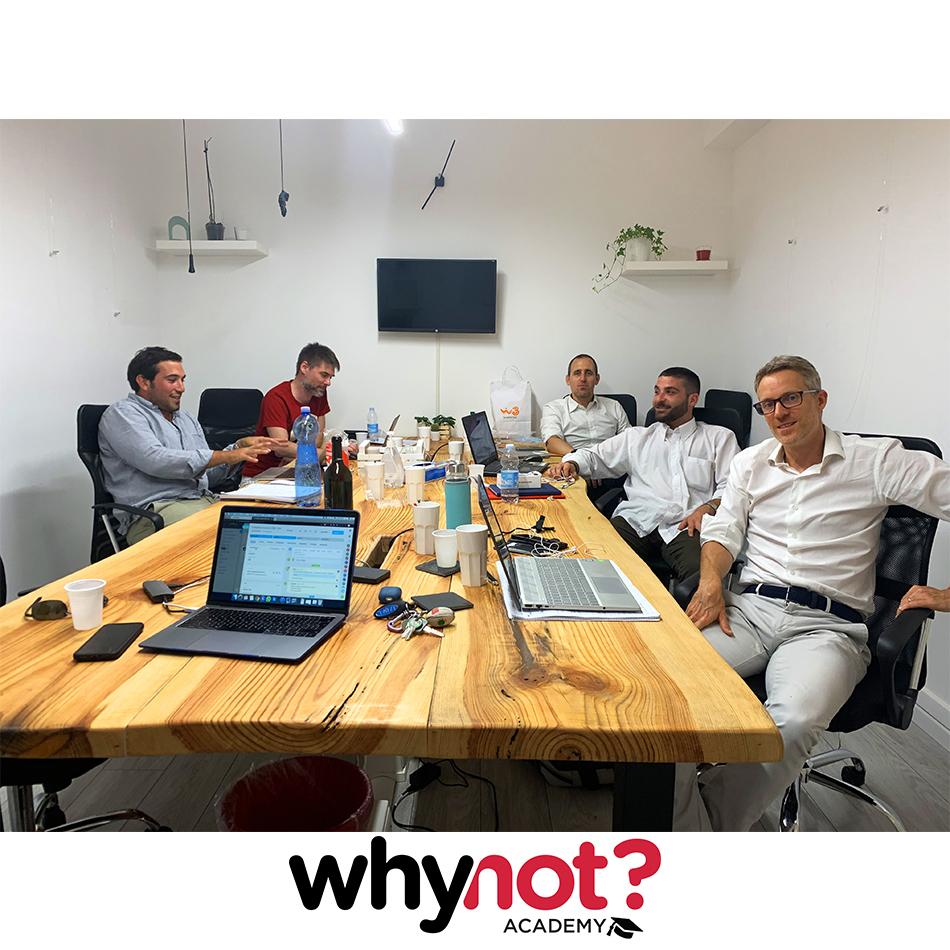 Why Not Academy: non solo coworking ma anche formazione online e in aula