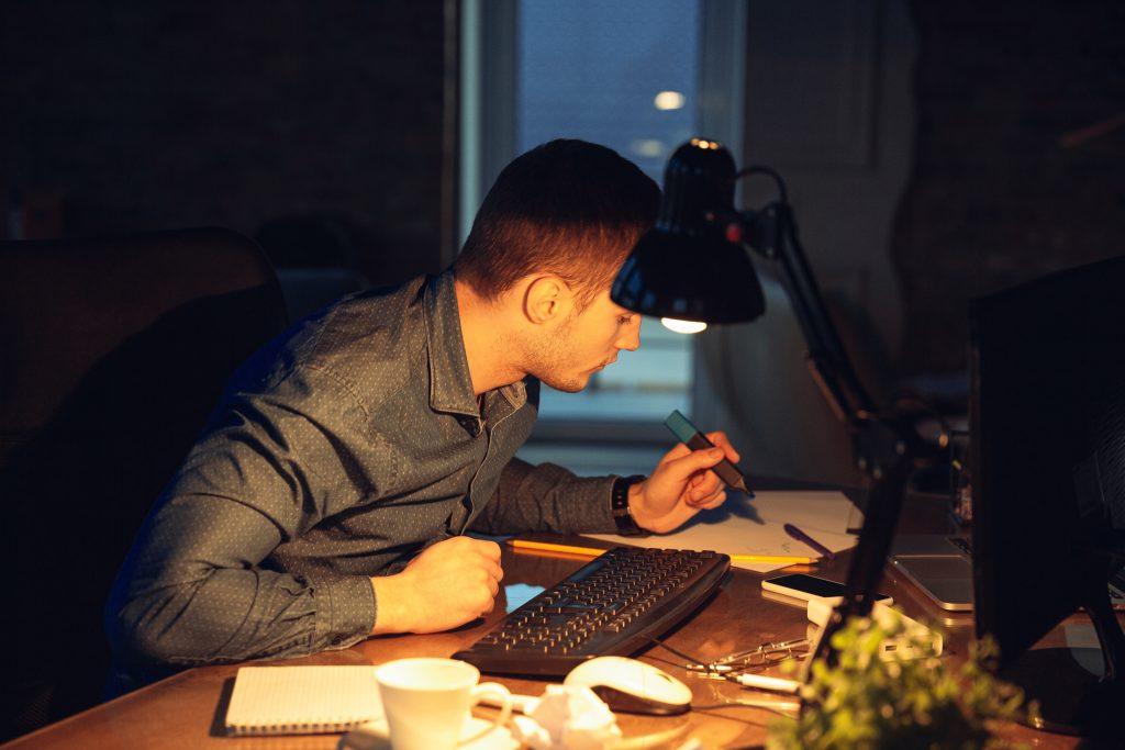 Smartworker in SmartWorking a casa