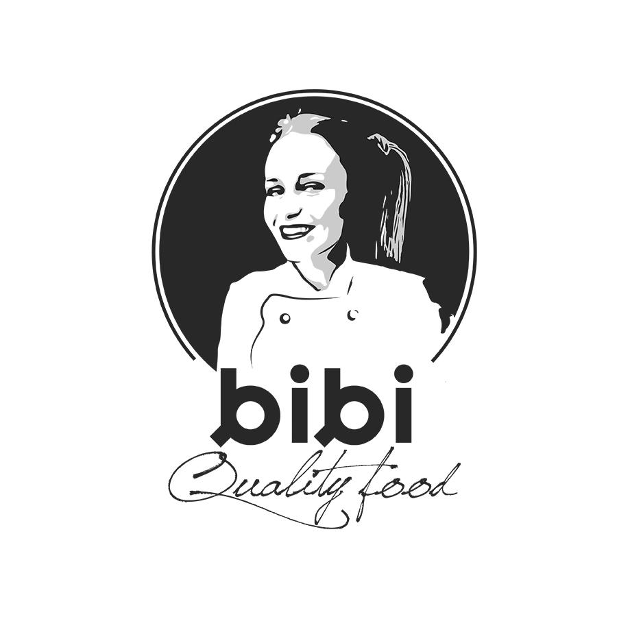 BIBI QUALITY FOOD - LOGO PER SITO MOB
